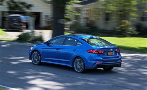 Mba Car Assist Review by 2018 Hyundai Elantra Sport Safety And Driver Assistance
