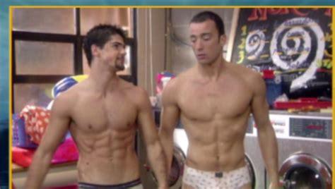 chicos des nudos antena 3 tv upa la primera serie donde los chicos se