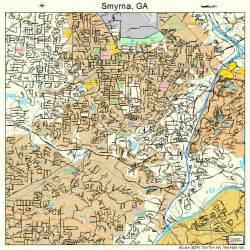 smyrna map 1371492