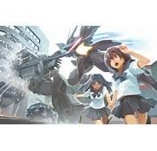 Anime Mecha Wallpaper  WallpaperSafari