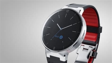 Smartwatch Alcatel One Touch Alcatel Onetouch Smart Will Be Available For 163 99
