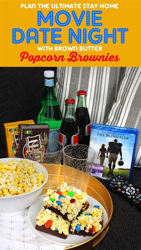 Date Zu Hause by Date With Brown Butter Popcorn Brownies