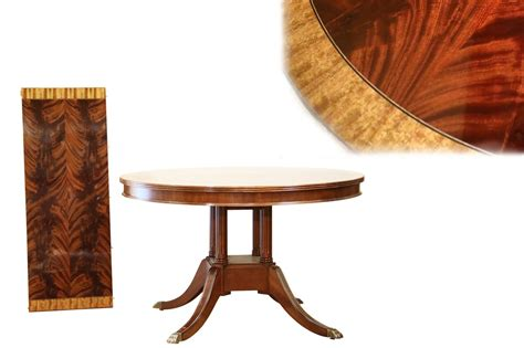 48 dining table with leaf small 48 inch mahogany pedestal dining table with leaf