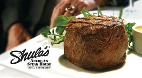 shula s steak house enjoy the best steaks in orlando at shula s steak house free orlando vacation