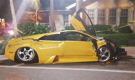 fatal lamborghini speed alcohol suspected in lamborghini crash that killed