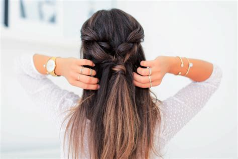 everyday hairstyles instagram easy everyday hairstyle luxy hair