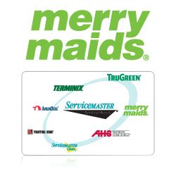 Merry Maids Gift Card - merry maids gift certificate gift ftempo
