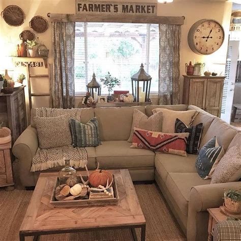 Outstanding Farmhouse Living Room Ideas Wooden Valance Table L For Living Room