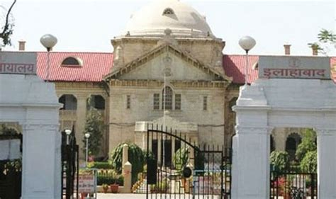 high court lucknow bench judgment allahabad high court orders dr mc saxena medical college