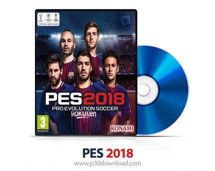 Bluray Ps4 Pes 2018 pro evolution soccer 2018 ps4 a2z p30 softwares