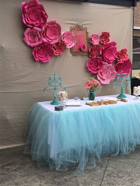 Baby Shower Backdrop by 190 Best Images About Paper Flower Backdrops Cake