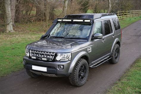 Build A Land Rover by Prospeed Discovery 4 Build Explore Land Rovers And Cars