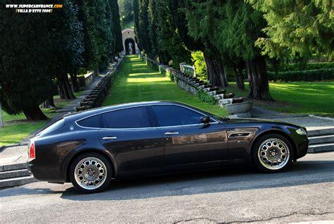 maserati bellagio maserati bellagio fastback concept design motors