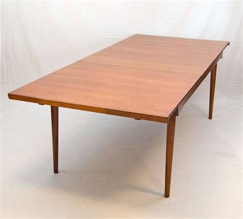 Teak Dining Room Table Teak Dining Table Model 540 Finn Juhl At 1stdibs