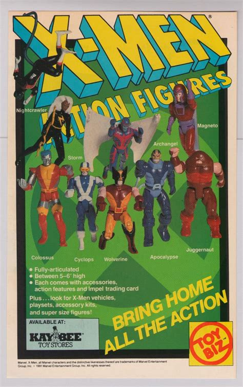 apocalypse figure 90s biz figures 90s print ad marvel comics