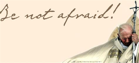Be Not Afraid by The Culture Project International Be Not Afraid
