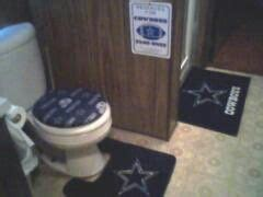 dallas cowboys bathroom sets dallas cowboys bathroom set dallas cowboys pinterest