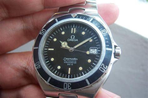 Jam Tangan Bond Omega jam tangan kuno omega seamaster diver 200m quot pre bond quot
