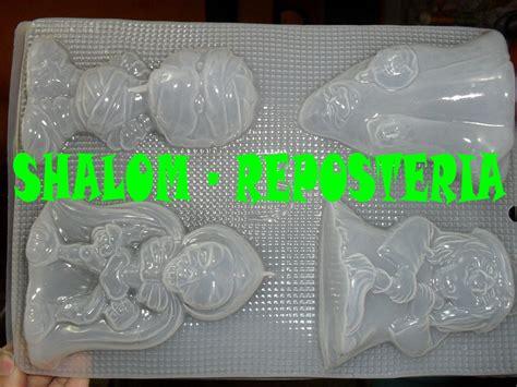 como hacer moldes para gelatinas molde mediano para hacer gelatinas de 4 figuras halloween