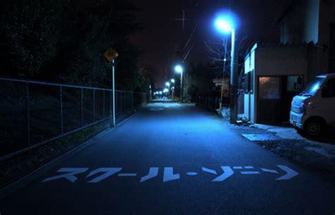 lights blue blue light special colored streetls precede decline in