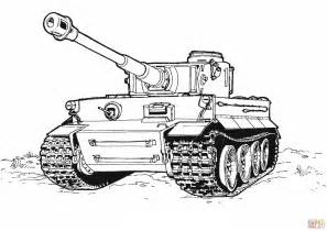 army tank coloring pages free coloring