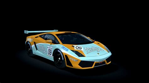 Lamborghini Gallardo Gt3 by Lamborghini Gallardo Gt3 Lamborghini Car Detail