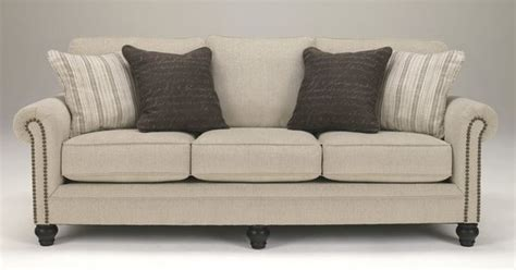lemoore sofa and loveseat ashley 130 00 38 sofa in milari linen home ideas