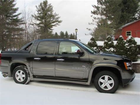 southern comfort avalanche for sale find used chevrolet avalanche with custom southern comfort