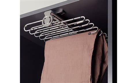 portapantaloni da armadio portacravatte portapantaloni accessori per armadio