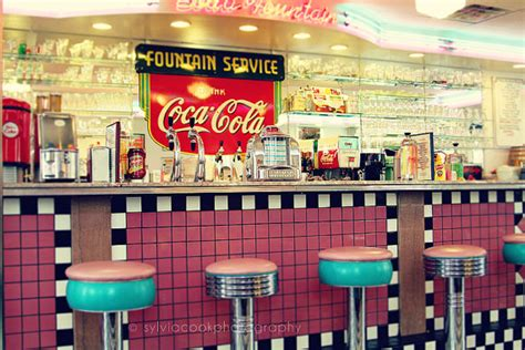 American Diner Decorations by Items Similar To Retro Home Decor Quot Retro Diner Quot Wall