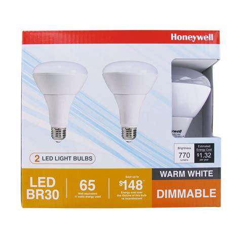honeywell 4800 lumen led 4 dimmable ceiling light honeywell fe0501 01 br30 led light bulb 2 pack honeywell