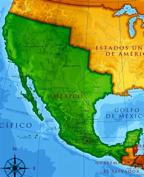 map us before mexican war mexico map before us