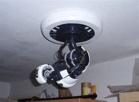 Glados Ceiling L by Une Le Glados Imprim 233 E En 3d Le Journal Du Gamer