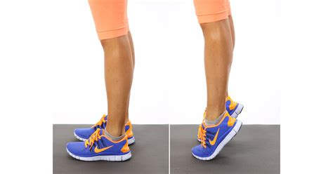 calf raises basic ankle strengthening exercises