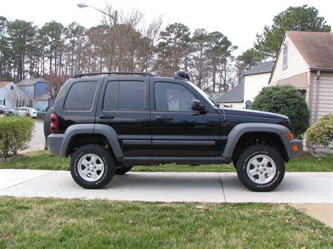 gmoney  jeep liberty specs  modification