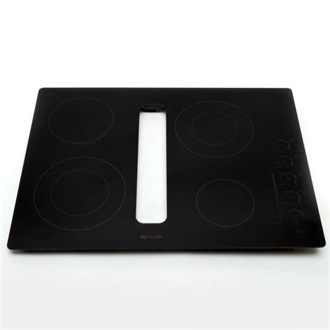 replacement glass cooktop jenn air jed4430wb01 replacement cooktop glass genuine oem