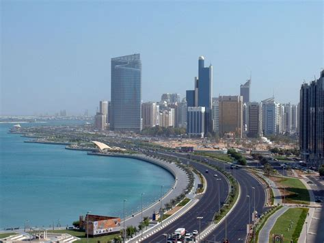 abu dhabi the spirit of adventure richest city in the world
