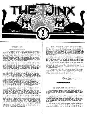 Annemann The Jinx Pdf Download - westerninnovation