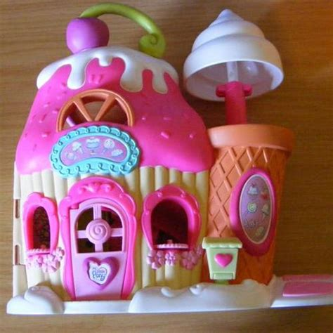 Other Doll Houses Hasbro Mini My Little Pony Quot Ponyville Quot House Plus Extras Was Sold