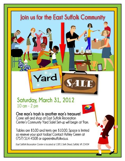 yard sale template xvon image free yard sale flyers