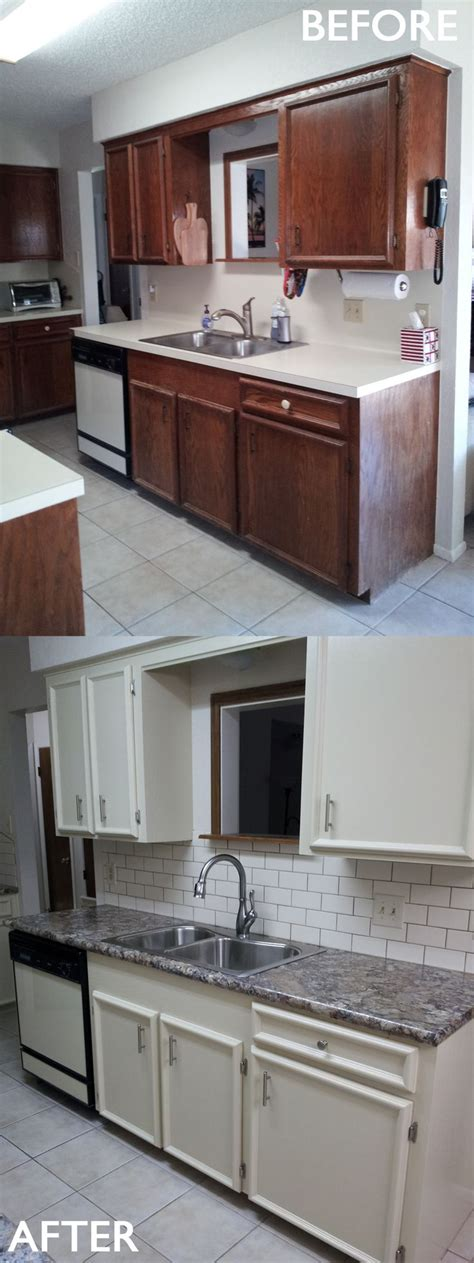painting kitchen cabinets ideas home renovation 17 best images about before and after remodeling on carpets home remodeling and