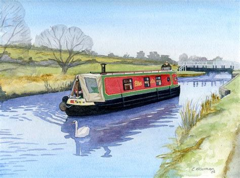 canal boat clipart 17 best images about narrowboats barges canals on