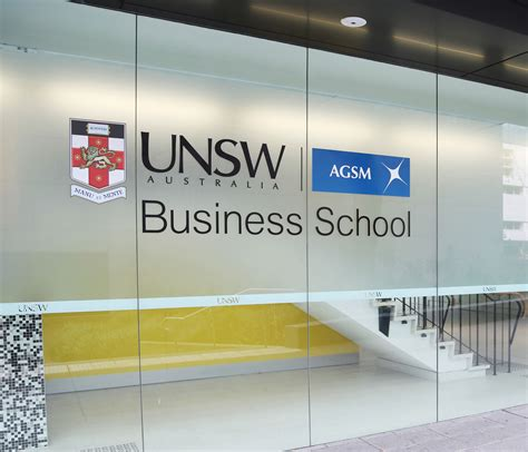 Agsm Mba Exchange by Business At Unsw Unsw Business School