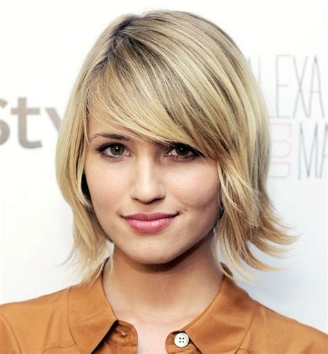 everyday low maintenance hair cut for thin hair short shaggy bob cute hair they say it is good for