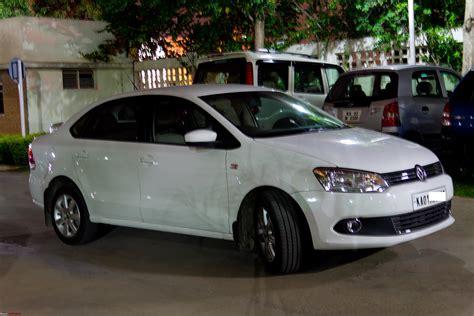 volkswagen vento white my white shadowfax arrives volkswagen vento tdi hl