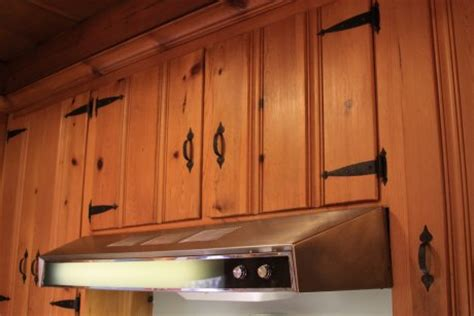 knotty pine cabinets home depot a knotty pine kitchen respectfully retained and revived