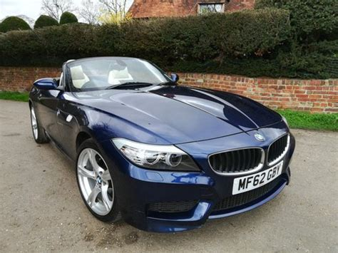 Bmw Z4 Hardtop For Sale by 2012 Bmw Z4 20i M Sport Sdrive Convertible Hardtop For
