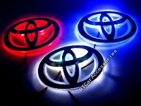 Led Toyota Emblem Aliexpress Buy Free Shipping Toyota Rear Lights Led