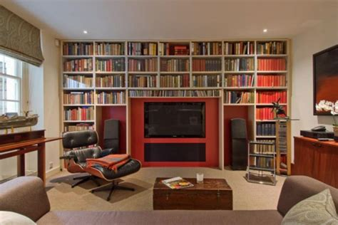 home library shelves creative home library designs for a unique atmosphere