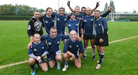 L'Equipe Fanion - US Alfortville Rugby L Equipe Rugby